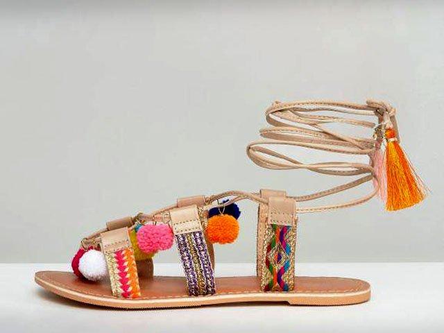 Die schoensten Sommer Schuhe