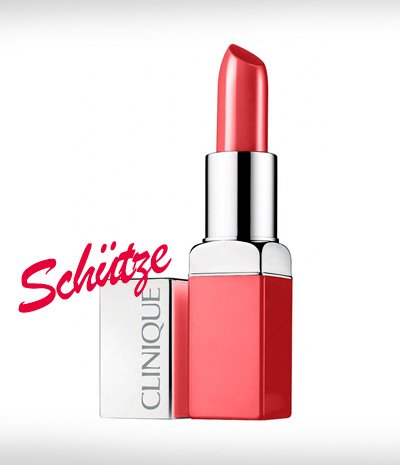 Perfekte Lippenstiftfarbe Schütze