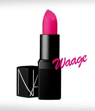 Perfekte Lippenstiffarbe Waage