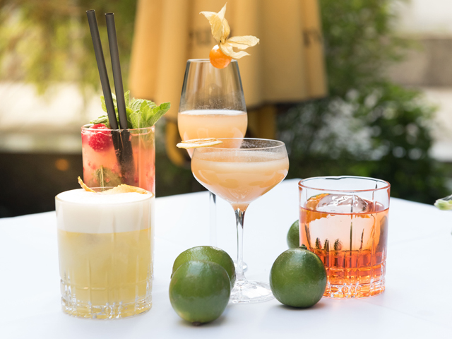 Sommer Drinks 2017