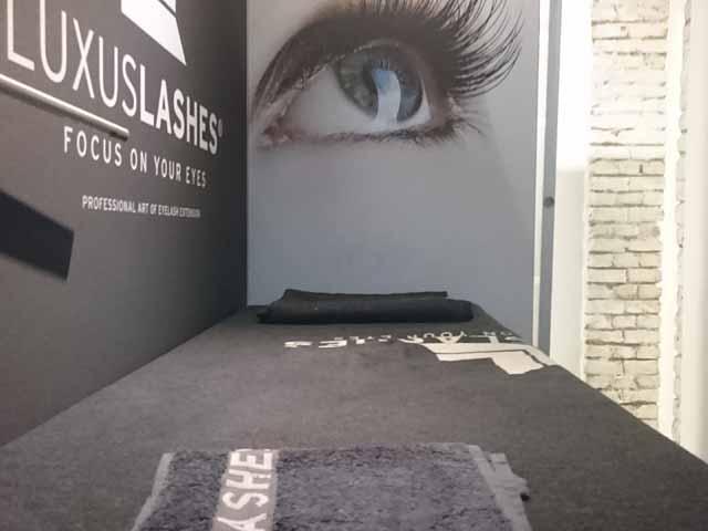 Wimpernverlaengerung Erfahrung Luxus Lashes