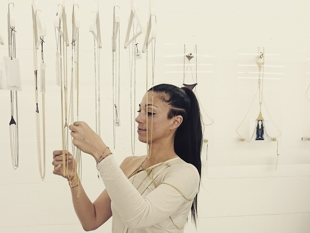 Bodychains Ariane Truisi
