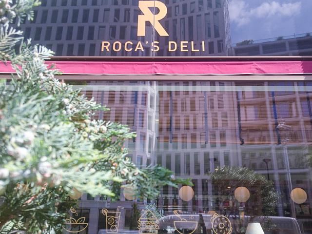 ROCA's deli Berlin