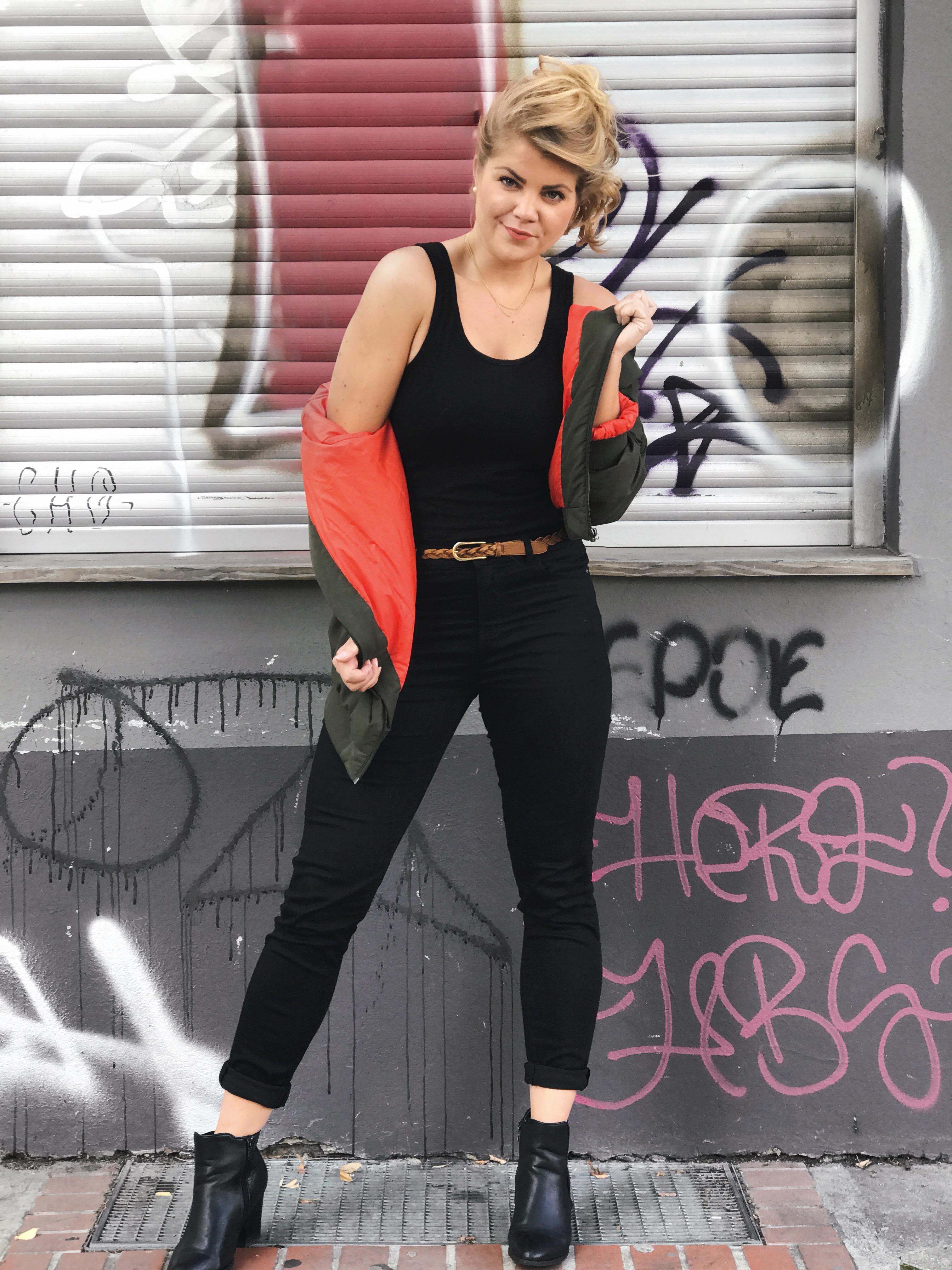 Friederike Hintze Louise et Hélène Frieda Hintze Outfit Fashion
