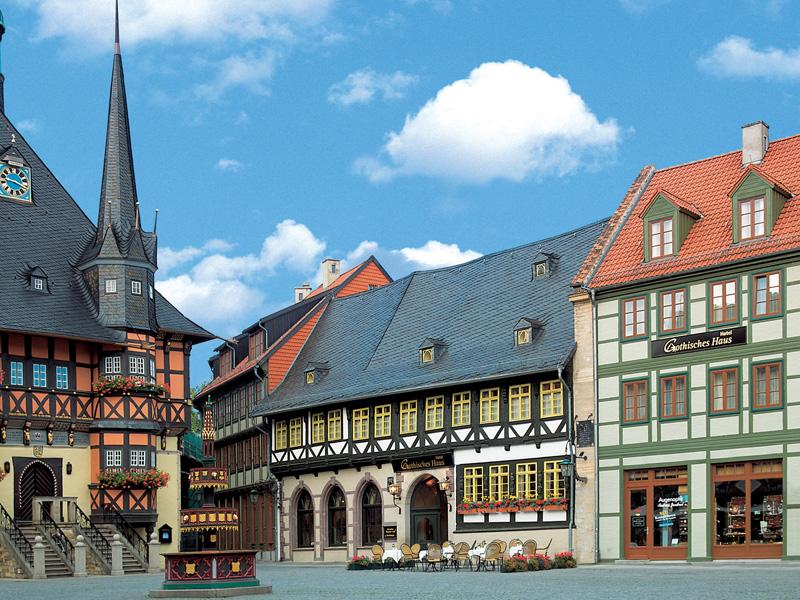 Travel Charme Gothisches Haus Harz Wenigerode