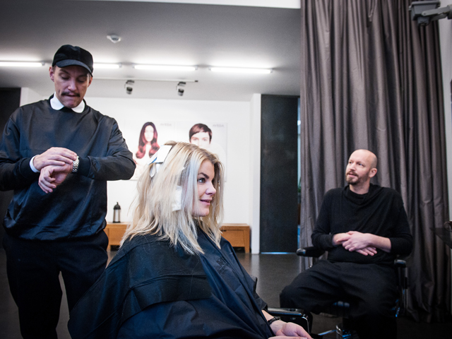 Aveda Academy Berlin Full Spectrum Demi+ Friederike Hintze Frieda Hintze