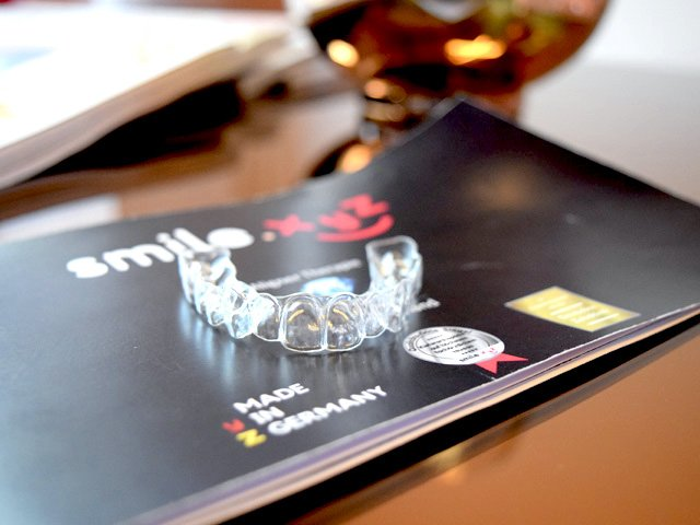 Dr. Smile XYZ Berlin Erfahrung 3D Scan