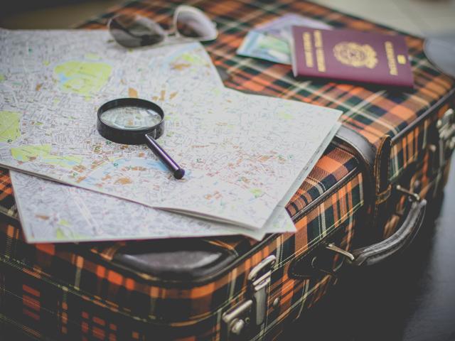 Dinge, die auf der Reise nicht fehlen sollten