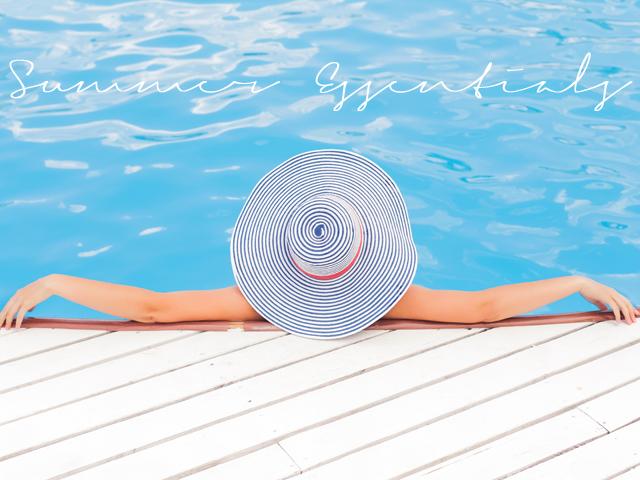 Summer Essentials Sommerprodukte 2018