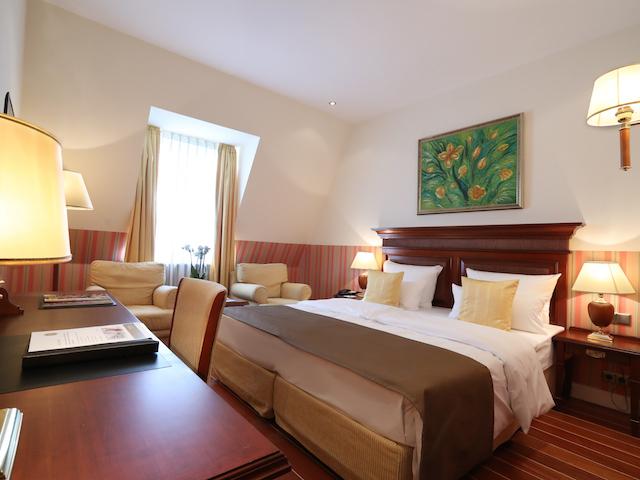 Zimmer im ATLANTIC Grand Hotel