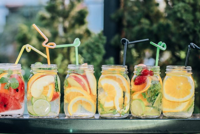 Summer Drinks Party Drinks 2018