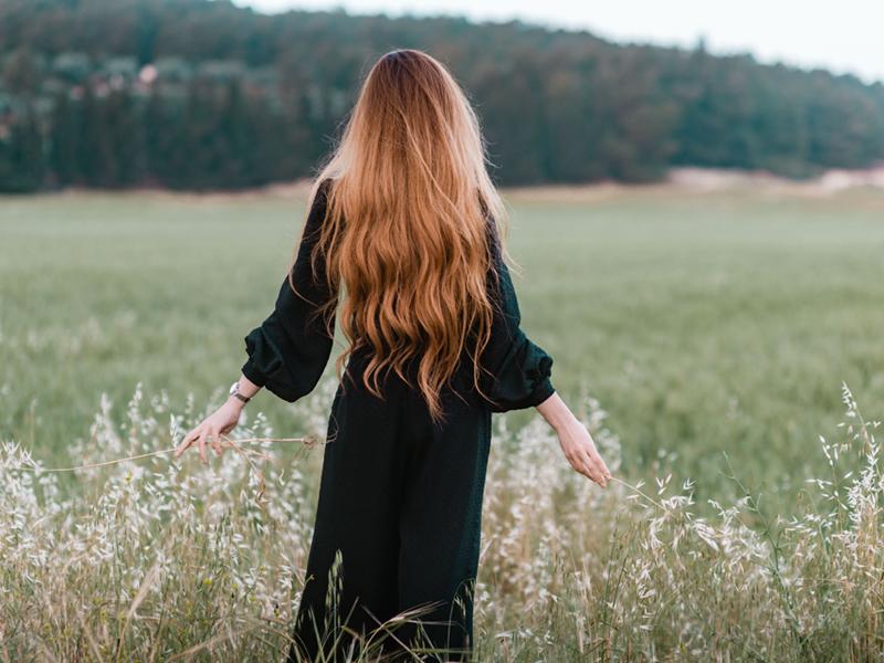 Volle Haare Sekundenschnelle Tipps