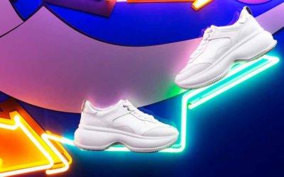 Damen Plateau Sneakers | Auch 2019 angesagt!