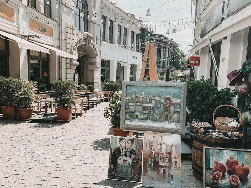Tiflis an einem Tag