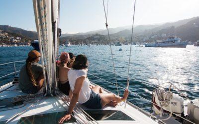 Eine tolle Abwechslung: Den Urlaub auf einem Boot verbringen