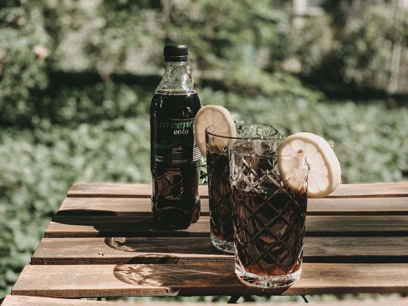 Green Cola Erfahrung Test