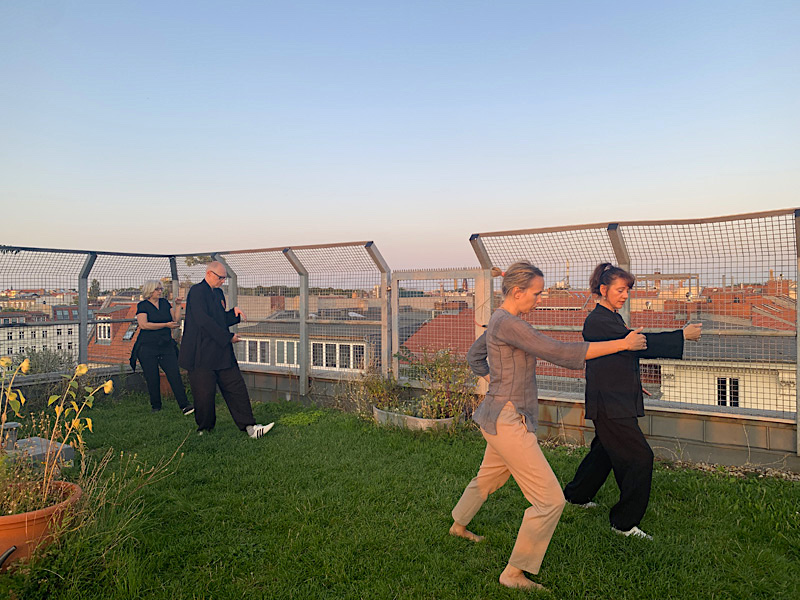 Tai Chi in Berlin